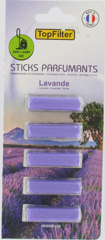 Sticks parfumants senteur lavande