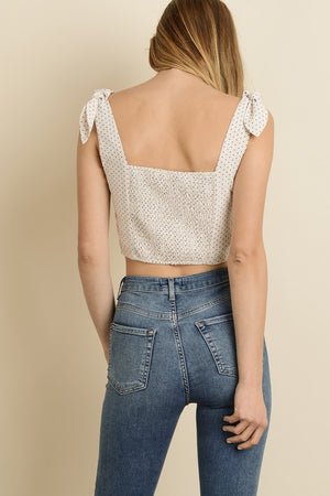 Tracey Crop Top