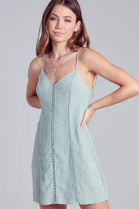 Mint Julep Dress