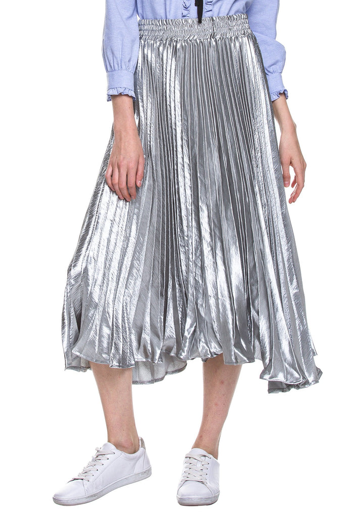 Miriam Metallic Skirt