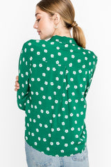 Green Vibes Top