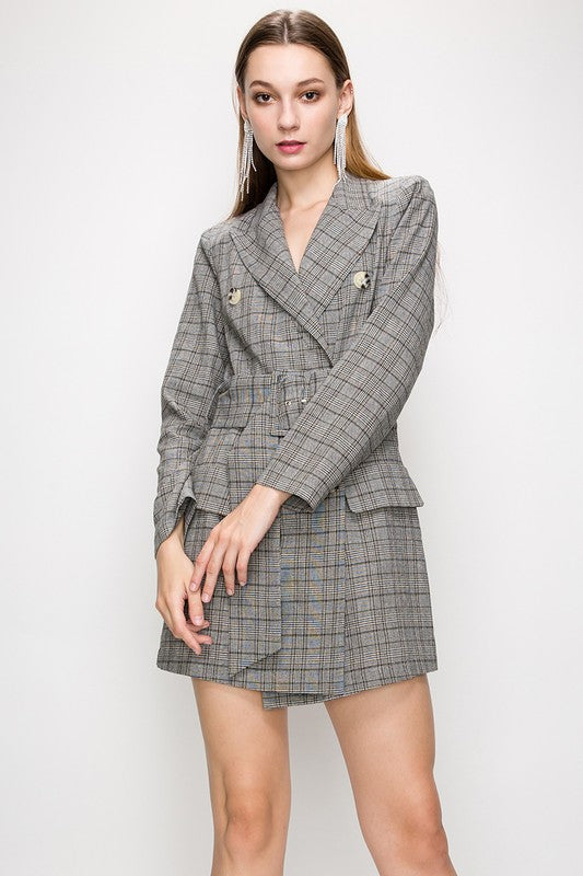 Miranda Blazer Dress