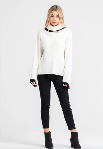 Fern Turtleneck Sweater
