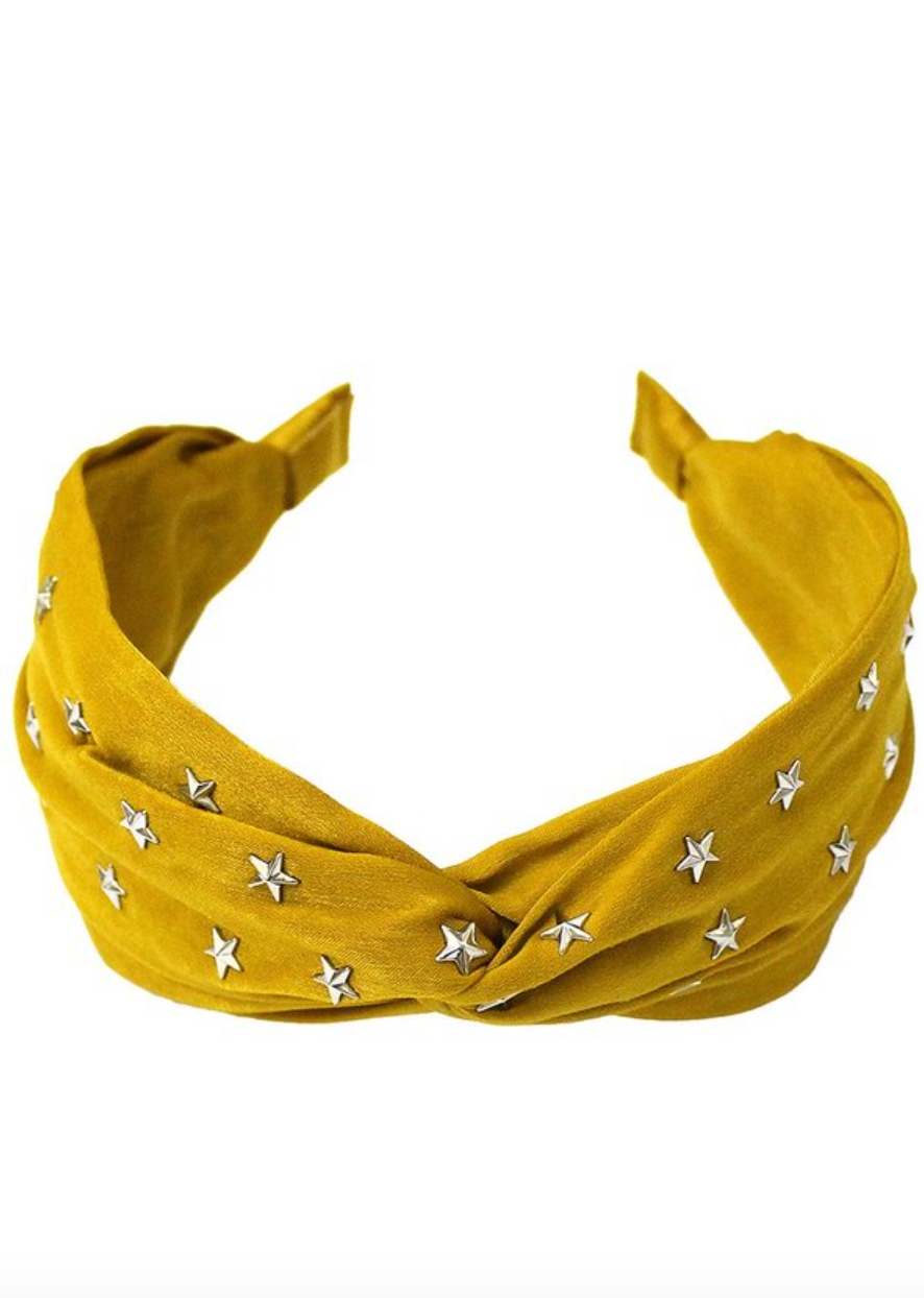 Star Embellished Headband