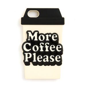 More Coffee Please - iPhone 7 Case