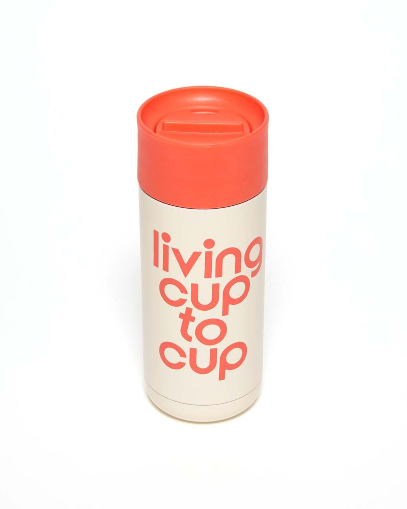 Living Cup to Cup Thermal Mug