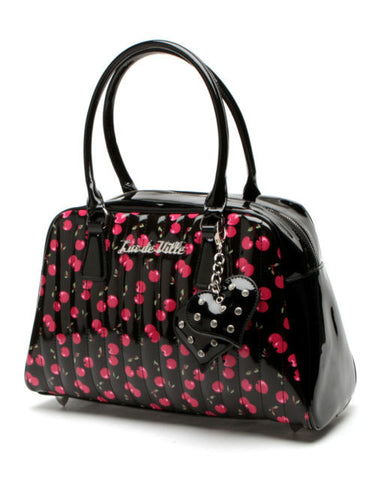 Lux De Ville Very Cherry Cruiser Tote