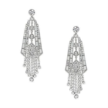 Mohola 1920s Lavish Chandelier Earrings