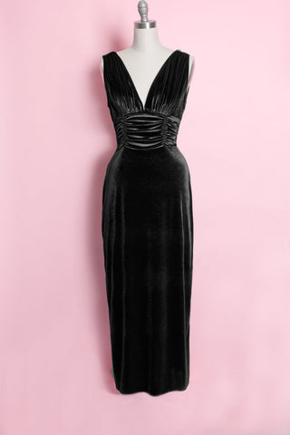 Athena Art Deco Gown