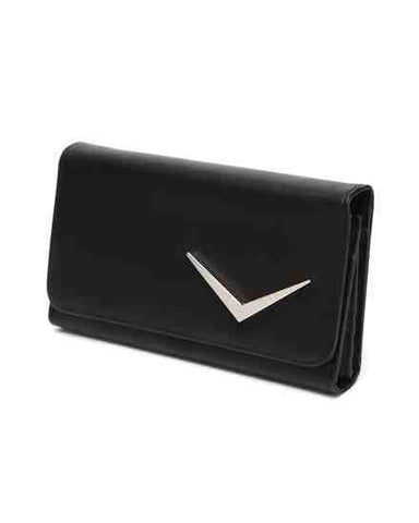 Getaway Wallet in Black Matte