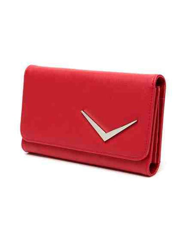 Getaway Wallet in Red Matte