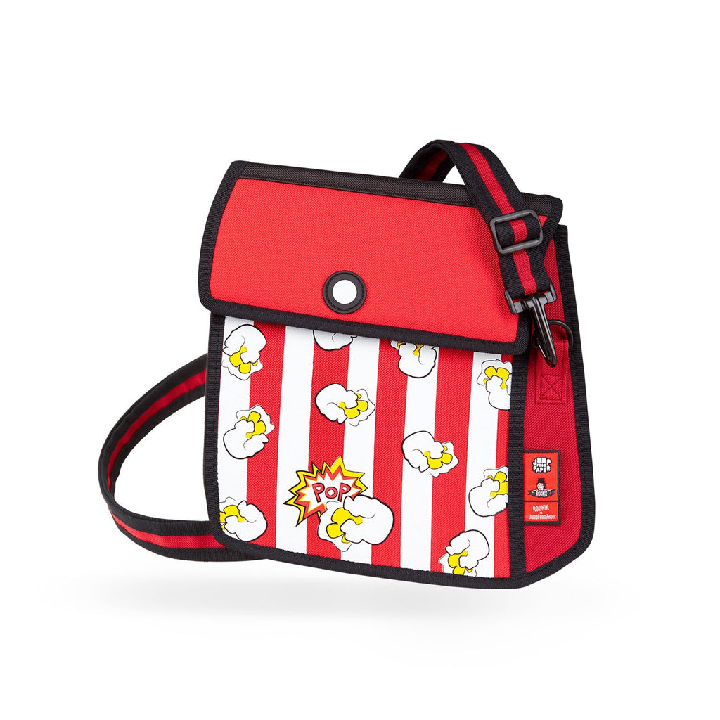 Jump from Paper x The Rodnik Band POPcorn Shoulder Bag by Philip Colbert