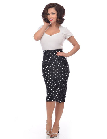 Eye Catcher Polka Dot Pencil