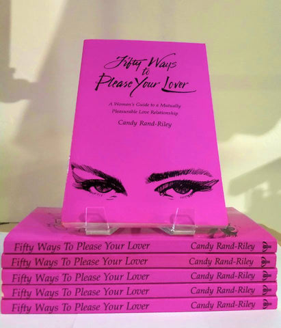 """Fifty Ways to Please Your Lover"" 1990s Paperback by Candy Rand-Riley"
