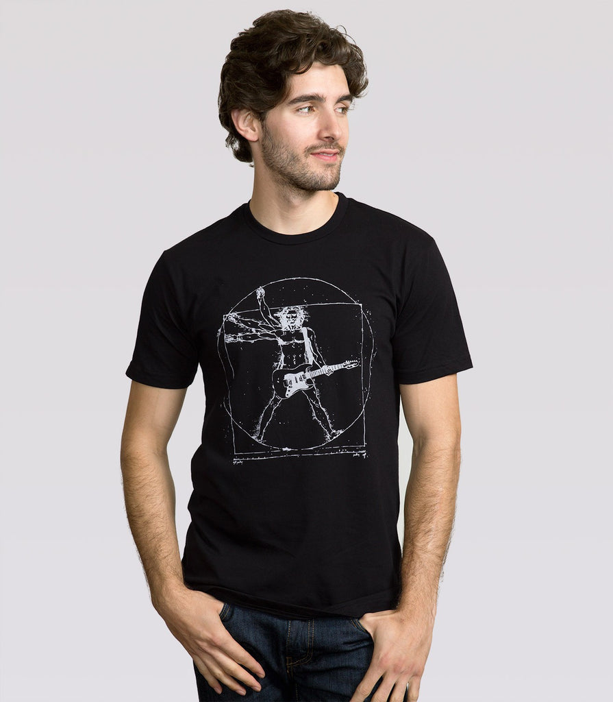 Men's Da Vinci Rock Man T-Shirt