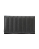 Lady Vamp Wallet in Black Matte