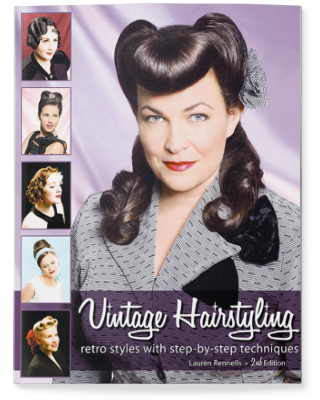 THE Vintage Hairstyling Book