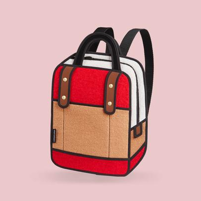 2-D Backpack
