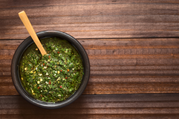 Fresh Homemade Chimichurri