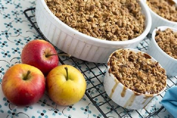 Delicious Apple Crumble Recipe