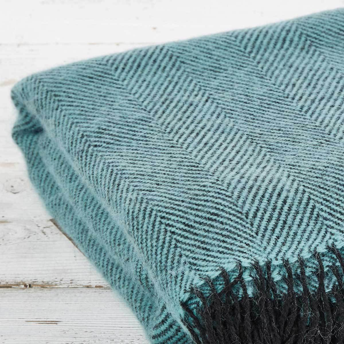 Mint Picnic Blanket