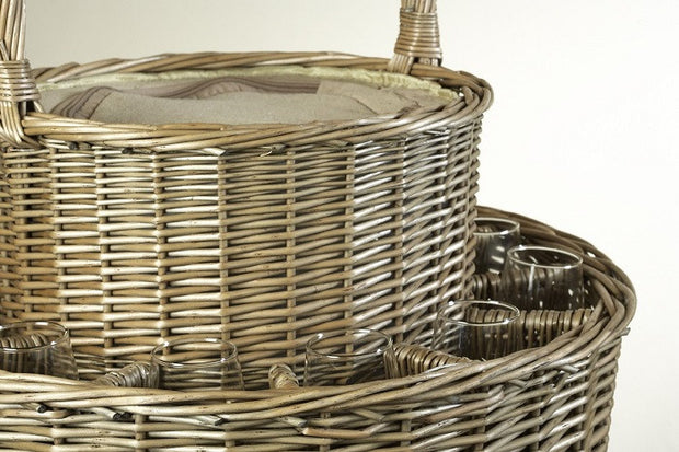 Garden Party Basket
