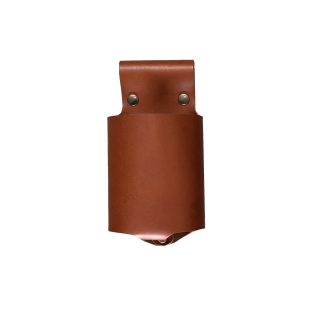 Apron Bottle Holder - Rust
