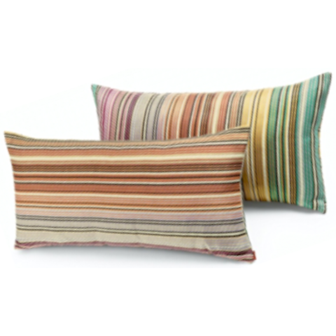 Missoni Home Claremont T42 Pillow 12 X 24 In