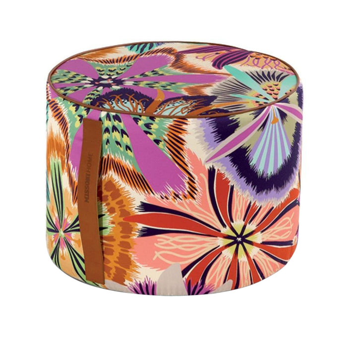 Missoni Home Neda 159 Cylinder Pouf 16 X 12 IN