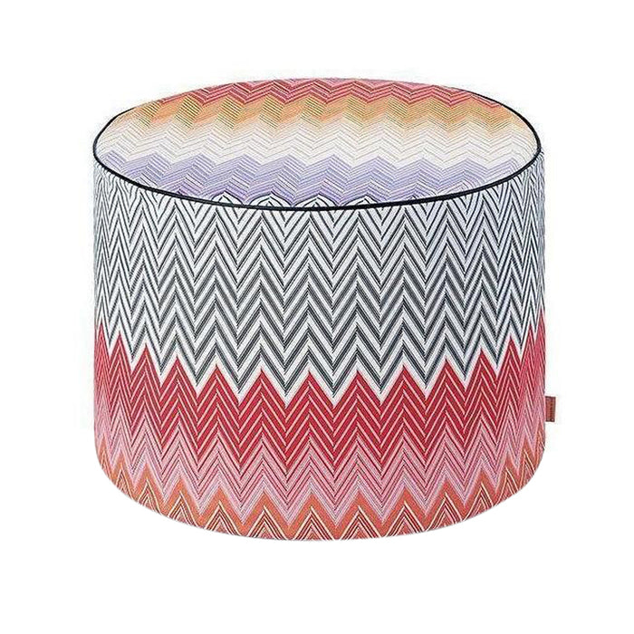 Missoni Home Sabaudia 159 Pouf 16 x 12 in