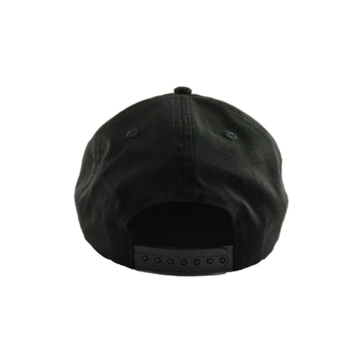 Zeeq Label – Signature Cap (Black) - RoseValley