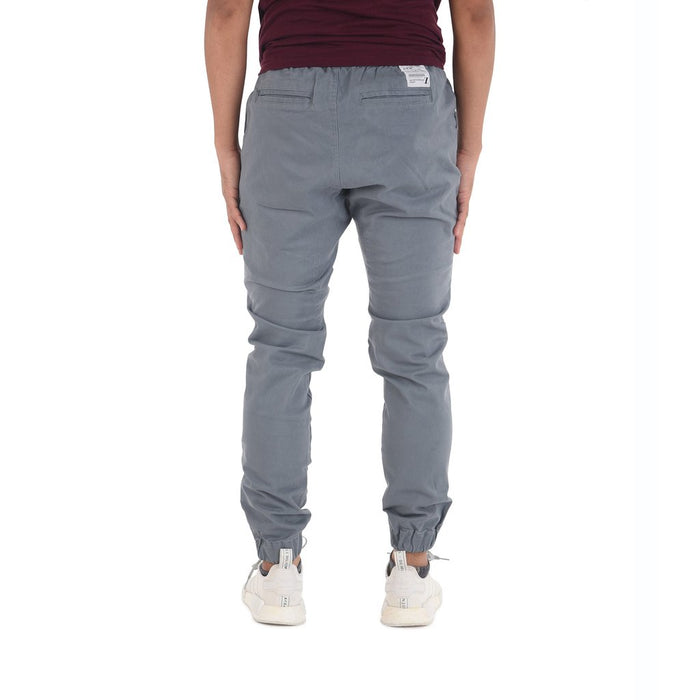 Zeeq Label – Capsule Jogger Pants (Sky Blue) - RoseValley