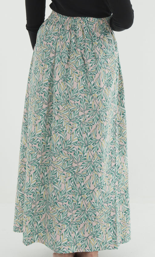 Summer Flory - Cotton Skirt Biennial - RoseValley