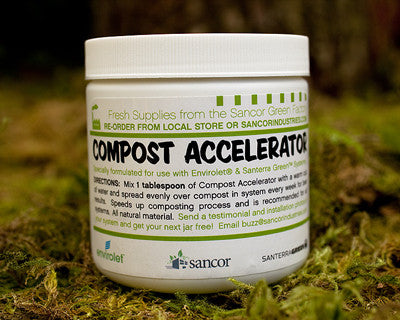 Compost Accelerator for faster composting