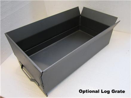 Optional Log Grate - Esse Stoves