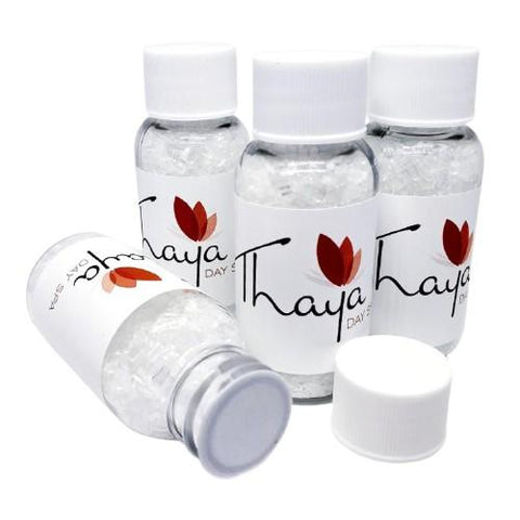 Personalized Business Logo Bath Soak Favors