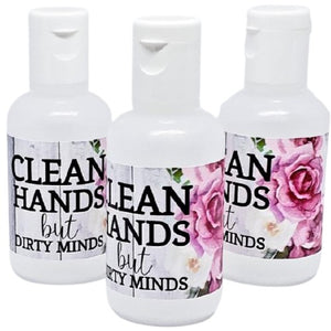Bridal Shower Hand Sanitizer Party Favors