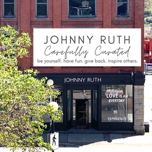 Carefully Curated at Johnny Ruth