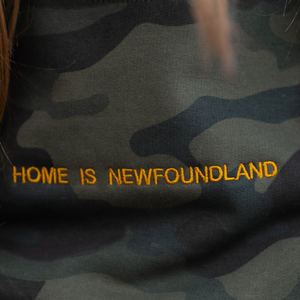 Home Is NFLD Sweatshirt