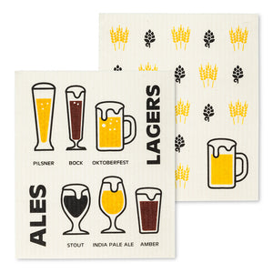 Beer Dishcloths