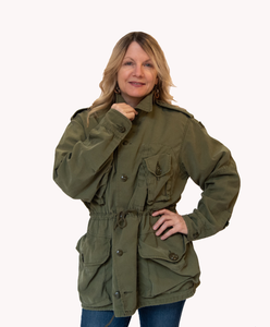 JR Signal Hill Army Jacket