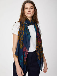 Marrina Floral Scarf in Gift Box