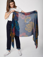 Load image into Gallery viewer, Marrina Floral Scarf in Gift Box