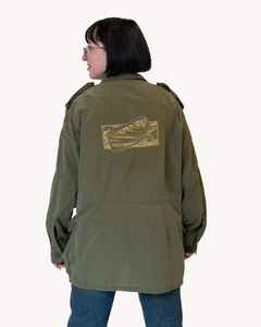 JR Dory Army Jacket