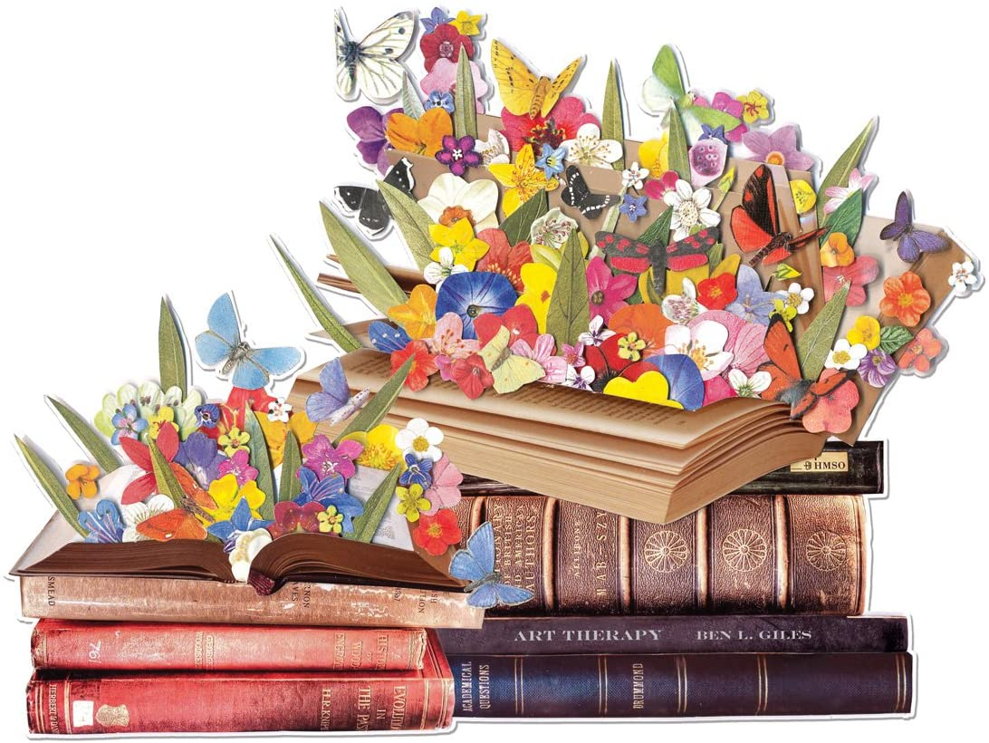Blooming Books Puzzle