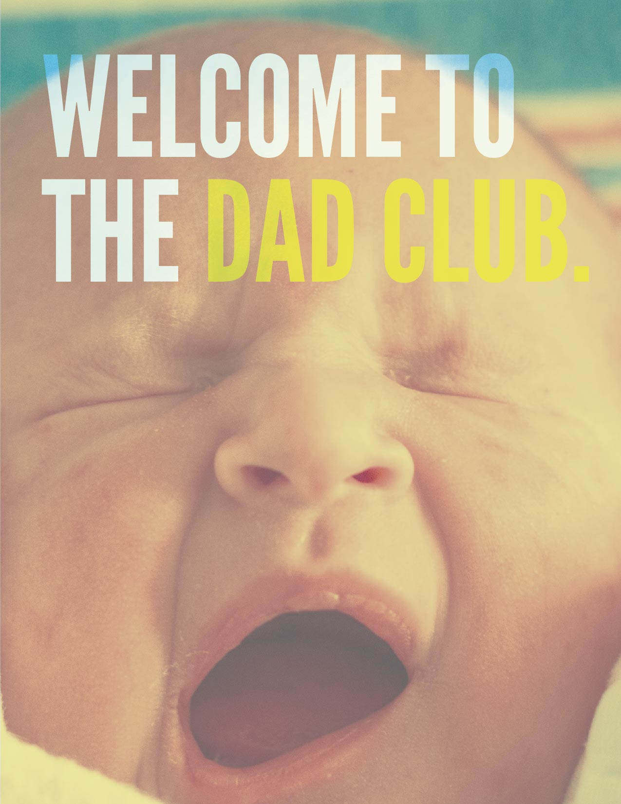 Dad Club Card