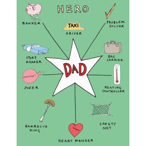 Dad Graphic Card