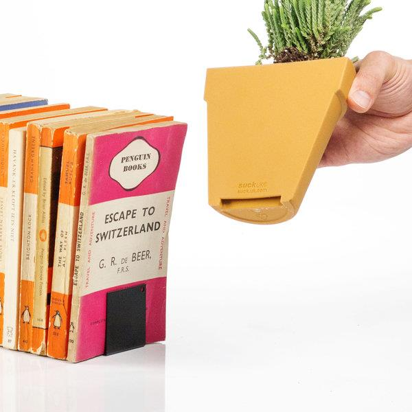 Plant Bookend
