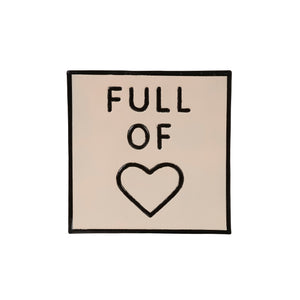 Full Of Heart Sign