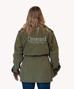 Load image into Gallery viewer, JR Onward Thru The Fog Army Jacket